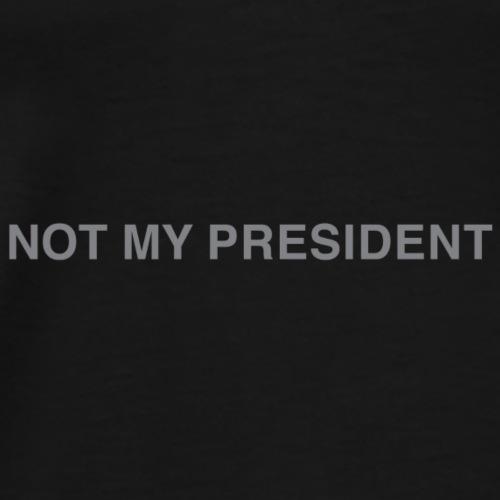 NMP name tag - Men's Premium T-Shirt