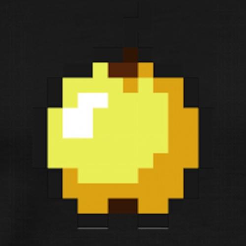 Golden Apple Design - Men's Premium T-Shirt