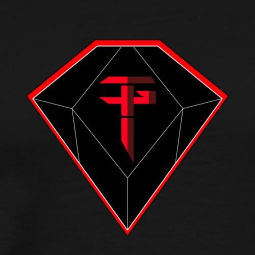 Cryztal Guard 2017 (Red) - Men's Premium T-Shirt
