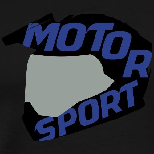 Motorsport 4's Helmet Alternate - Men's Premium T-Shirt