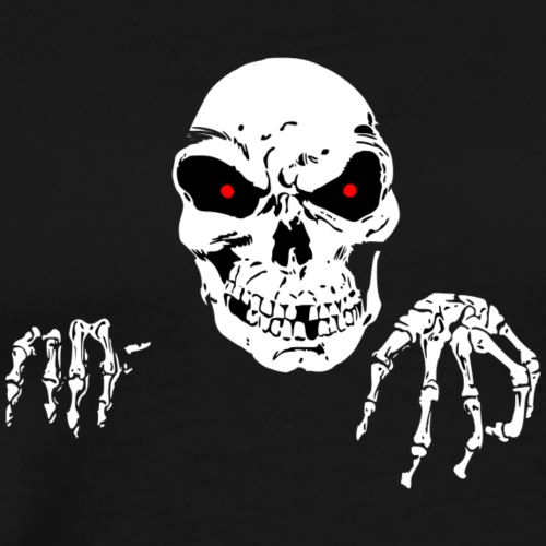 Come at me Isle - Men's Premium T-Shirt
