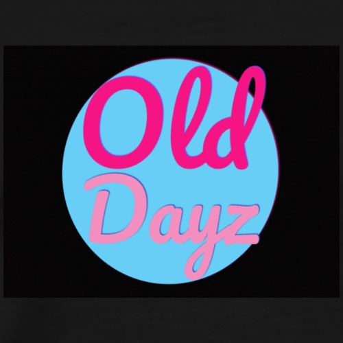 Old Dayz Regular Tee - Men's Premium T-Shirt