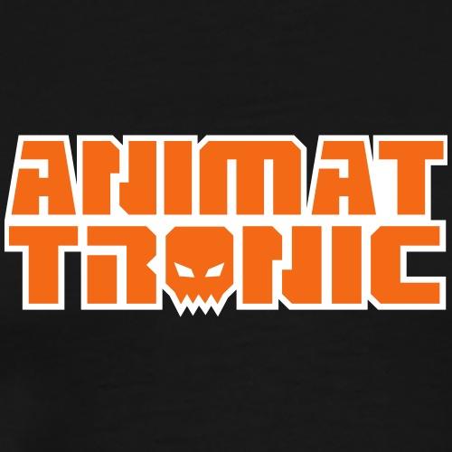Animattronic Logo Stacked - Men's Premium T-Shirt