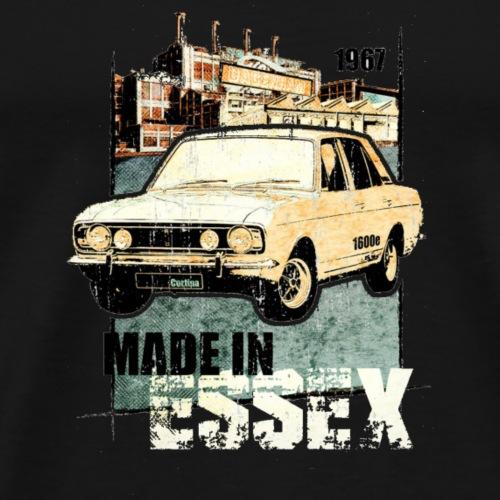 Retro car epic - Men's Premium T-Shirt