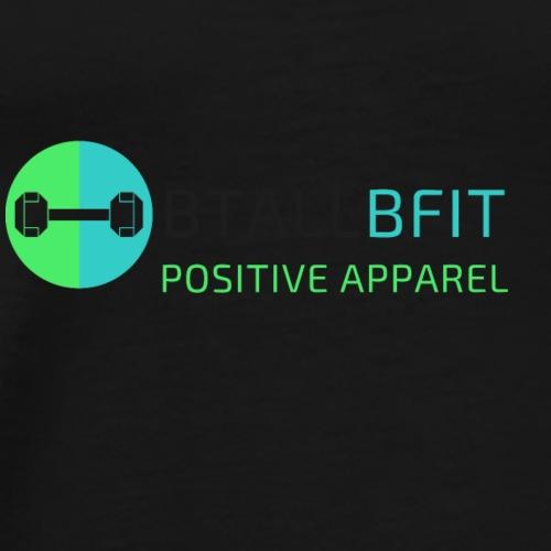 BtallBfit Logo Tshirt - Men's Premium T-Shirt
