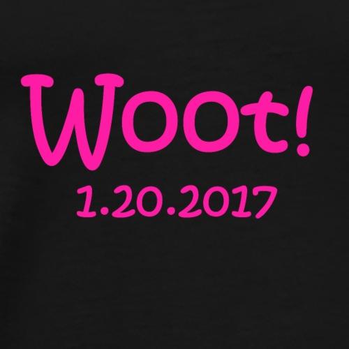 woot-inauguration - Men's Premium T-Shirt
