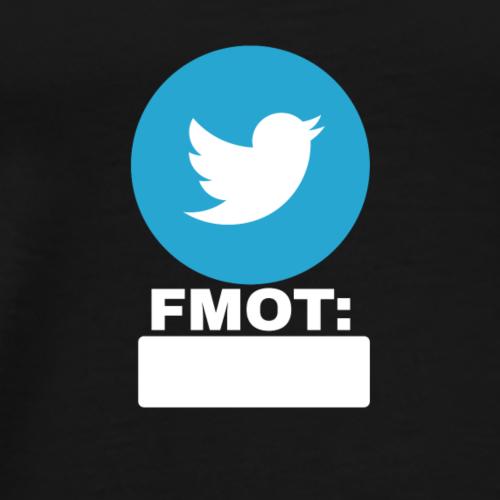 FMOTwitter - Men's Premium T-Shirt