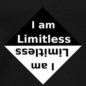 I am Limitless - Men's Premium T-Shirt