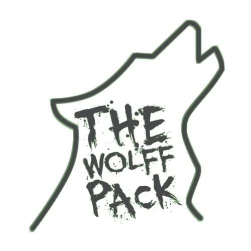 Wolff Pack Light Green - Men's Premium T-Shirt