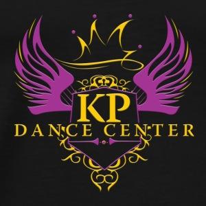 Purple/Gold Logo - Men's Premium T-Shirt