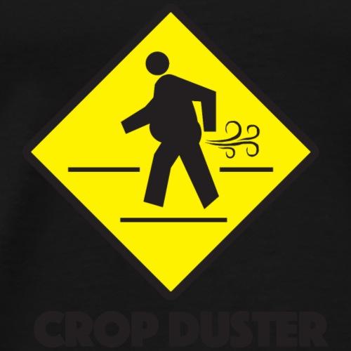 Crop Duster - Men's Premium T-Shirt