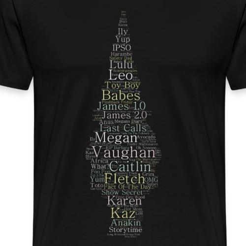 FVMZM mmmmGarden Gnome - Men's Premium T-Shirt