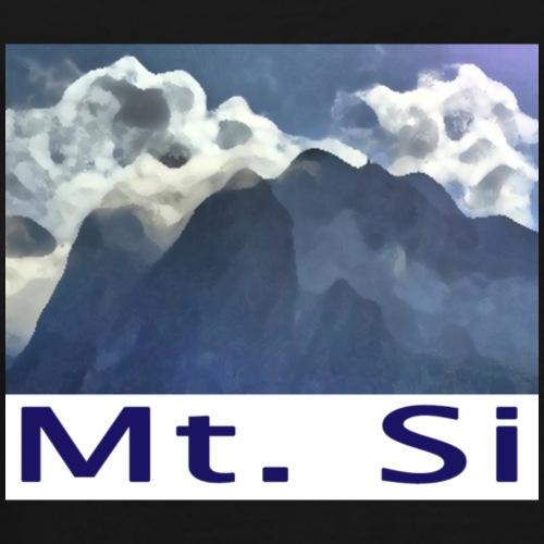 Mount Si - Men's Premium T-Shirt