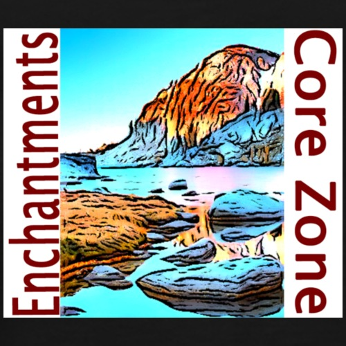 The Enchantments Core Zone - Men's Premium T-Shirt