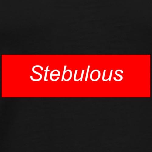 Stebulous Supreme Parody - Men's Premium T-Shirt