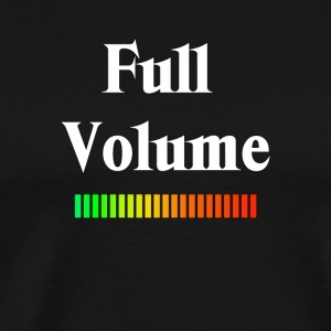 Full Volume - Men's Premium T-Shirt