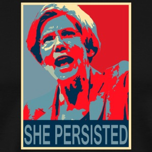 SHE PERSISTED - Men's Premium T-Shirt