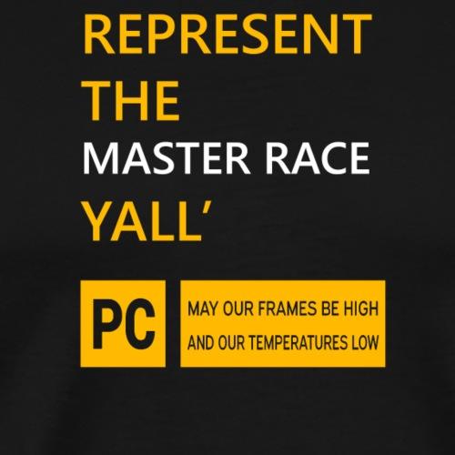 PC Master Race - Men's Premium T-Shirt