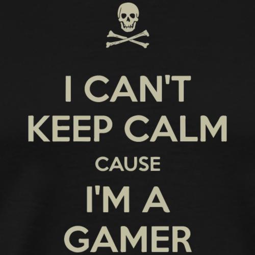 I Can't Keep Calm - Men's Premium T-Shirt