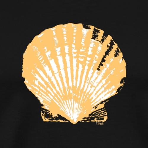 Shell - Alternate Color - Men's Premium T-Shirt