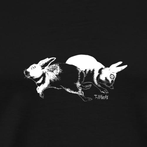 Bunnies - Men's Premium T-Shirt