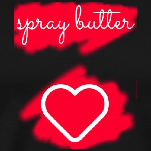 Spray Butter - Men's Premium T-Shirt