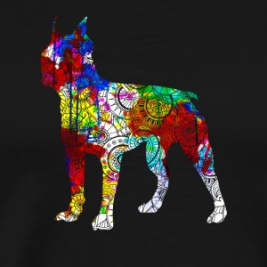 Boston Terrier Shirts - Men's Premium T-Shirt