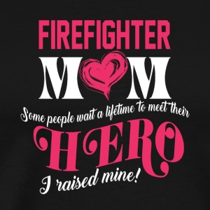 Firefighter Mom T Shirt - Men's Premium T-Shirt