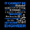 Forever The Title Network Engineer Shirt - Men's Premium T-Shirt