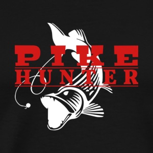 Pike Hunter T Shirt - Men's Premium T-Shirt