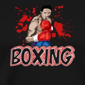 boxing tee shirt - Men's Premium T-Shirt