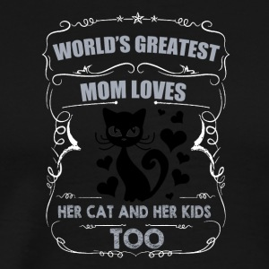 Best Mom - Men's Premium T-Shirt
