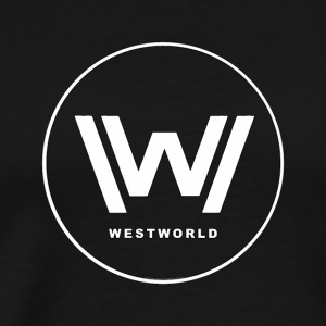 WEST WORLD - Men's Premium T-Shirt