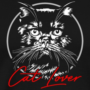 Cat Lover - Men's Premium T-Shirt