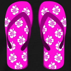 flip flops SUMMER - Men's Premium T-Shirt