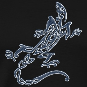 Lizard_14_color - Men's Premium T-Shirt