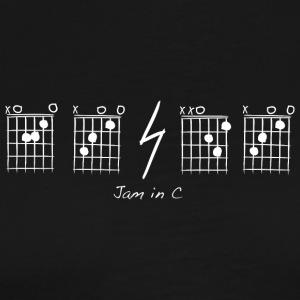 A-C-D-C Jam in C - Men's Premium T-Shirt
