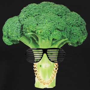 DJ_Broccoli_cutout_smaller - Men's Premium T-Shirt