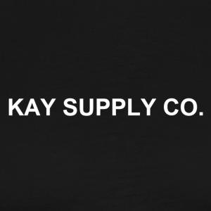 Kay Supply Co. White - Men's Premium T-Shirt