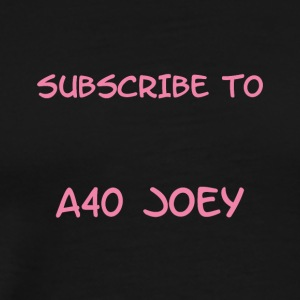 Sub to A40 - Men's Premium T-Shirt