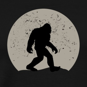 Full Moon Bigfoot - Men's Premium T-Shirt