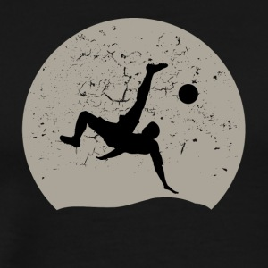 Soccer Full Moon - Men's Premium T-Shirt