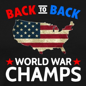 United States Patriot Champions - Men's Premium T-Shirt