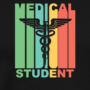 Vintage Medical School Student Graphic - Men's Premium T-Shirt