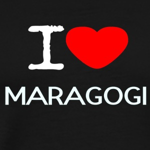 I LOVE MARAGOGI - Men's Premium T-Shirt