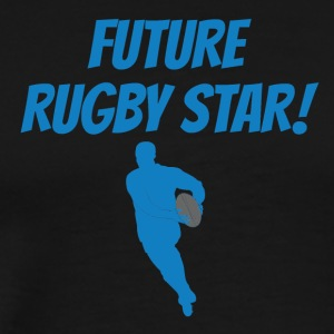 Future Rugby Star - Men's Premium T-Shirt