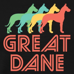 Great Dane Pop Art - Men's Premium T-Shirt