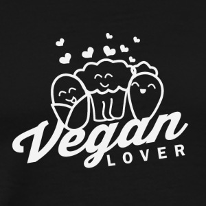 Vegan lover - Men's Premium T-Shirt