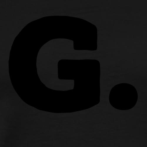 G. Black - Men's Premium T-Shirt