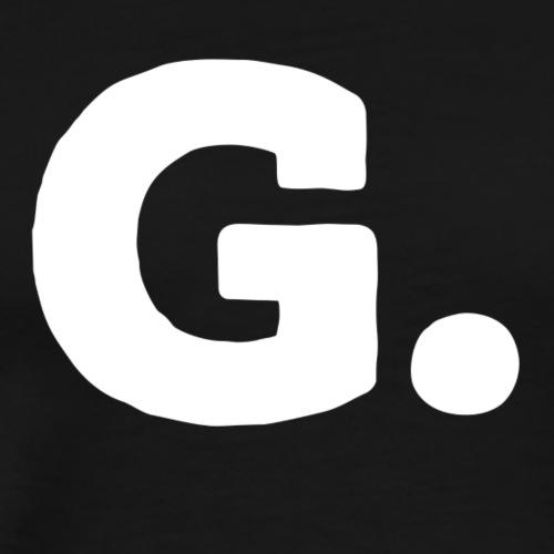 G. White - Men's Premium T-Shirt